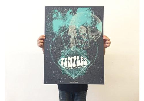 Error Design Error - Temples - Poster