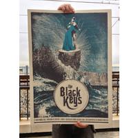 Error - The Black Keys - Poster