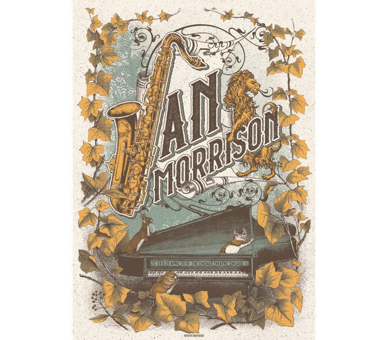 Error - Van Morisson - Poster