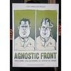 Münster Münster - Agnostic Front - Screen Print