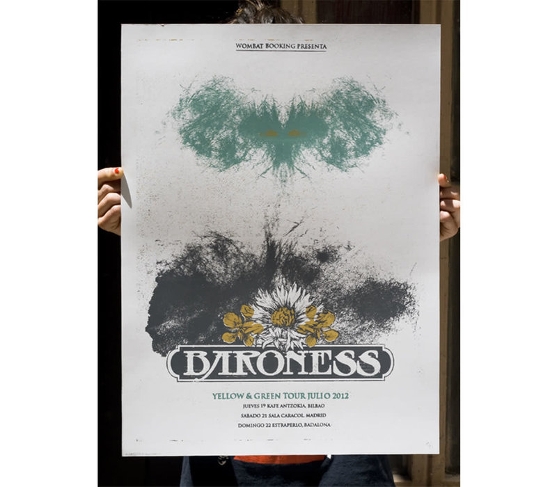 Münster - Baroness - Screen Print