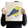 Münster Munster - Bird 'A' Screen Print