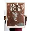 Münster Münster - Brutal Truth - Screen Print