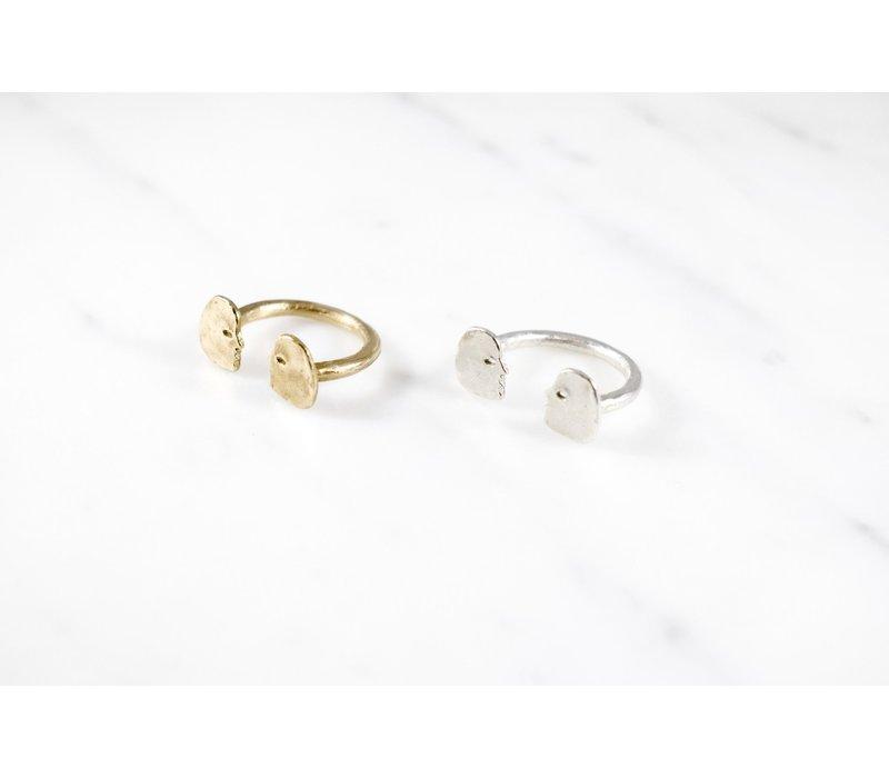 Datter Industries - Conversation Ring - Brass