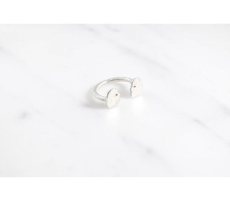 Datter Industries - Conversation Ring - Silver