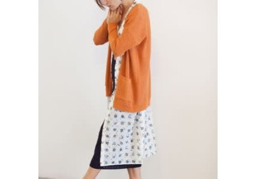 Emes Emes - Malla Cardigan - Orange