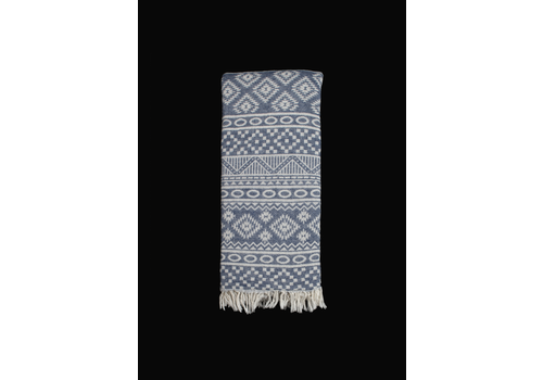 Cotorro Cotorra - Turkish Towel - Amun - Ink