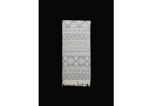 Cotorra Cotorra - Turkish Towel - Amuu - Grey