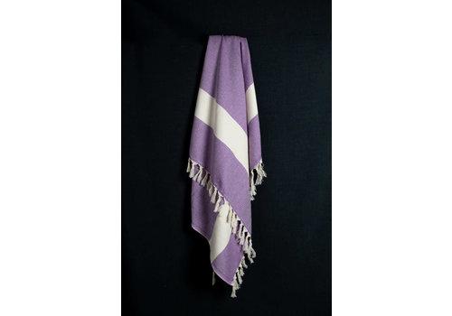 Cotorro Cotorra - Turkish Towel - Classic Purple