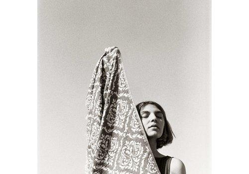 Cotorro Cotorra - Turkish Towel - Damask - Dark