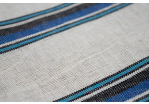 Cotorra Cotorra - Turkish Towel - Linen Blend Stripes