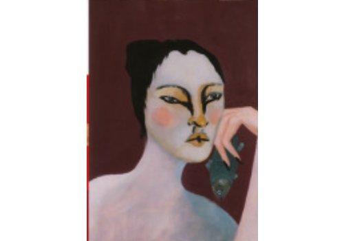 Alicia Borssen Alicia Borssen - Swan Lady - A3 Print