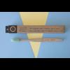 SUP - Stop Using Plastic SUP - Bamboo Toothbrush - Medium Turquoise