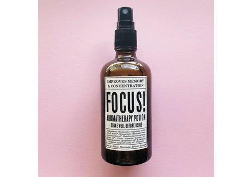 Potions Potions - FOCUS! Memoria & Concentración - 100 ml