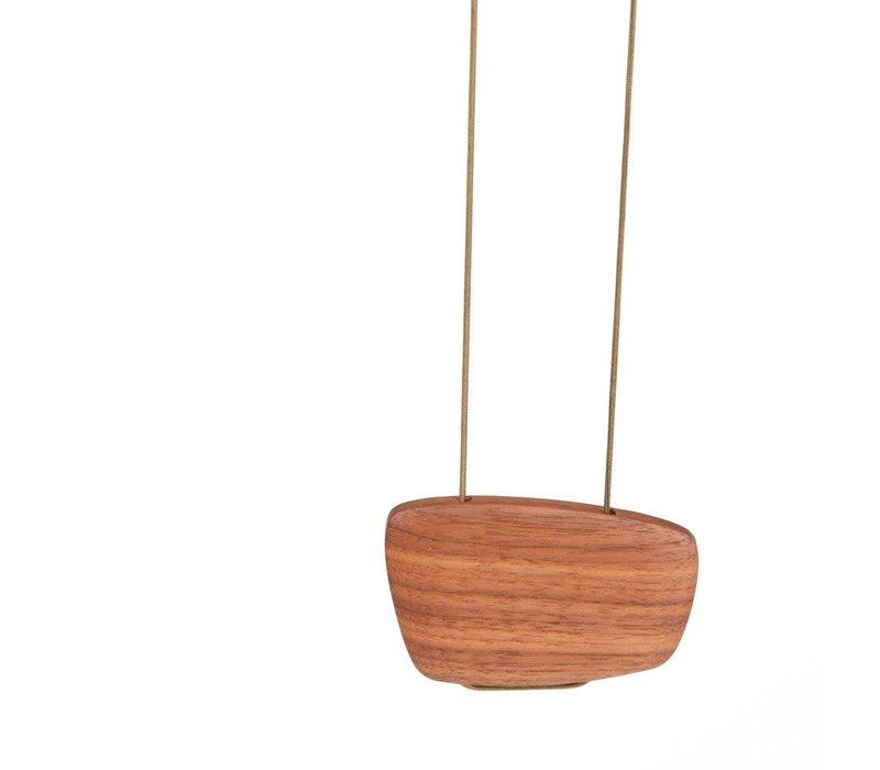 Matimaña  - Necklace - Walnut