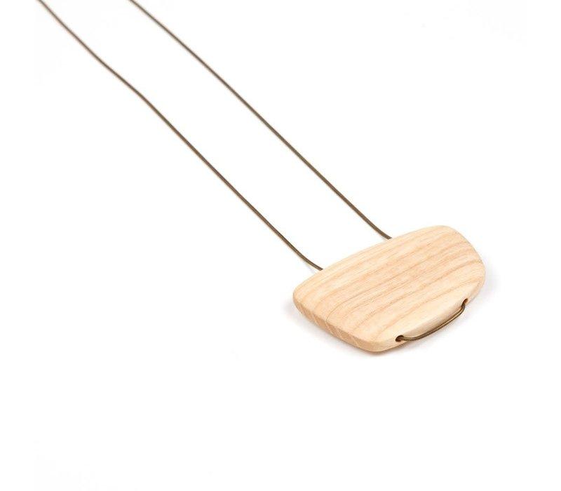 Matimaña  - Necklace - Ash