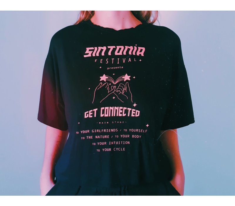 The Wild Side Project - Sintonia T-shirt
