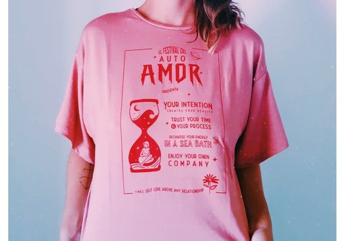 The Wild Side Project The Wild Side Project - Auto Amor T-shirt