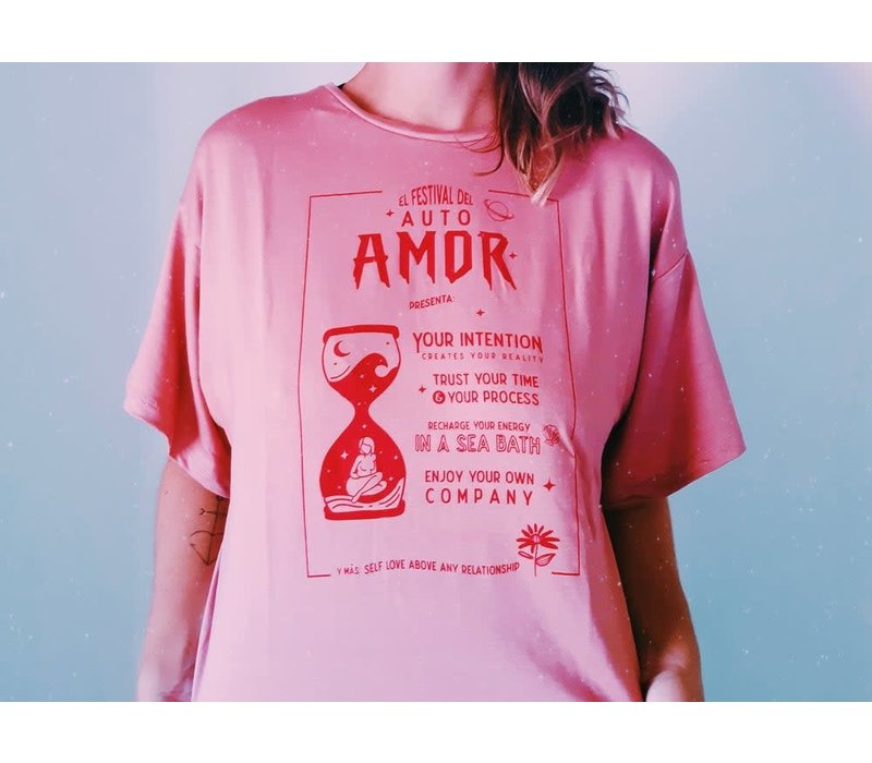 The Wild Side Project - Auto Amor T-shirt