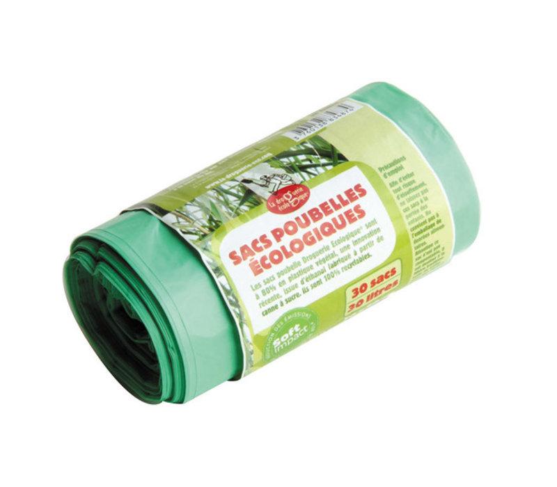 Ecod - Bolsas de Basura 30L ecoplastic  70x50cm