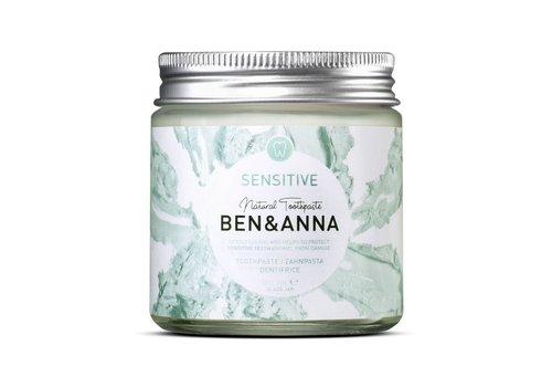 Ben&Anna Ben & Anna - Toothpaste - Sensitive - 100ml