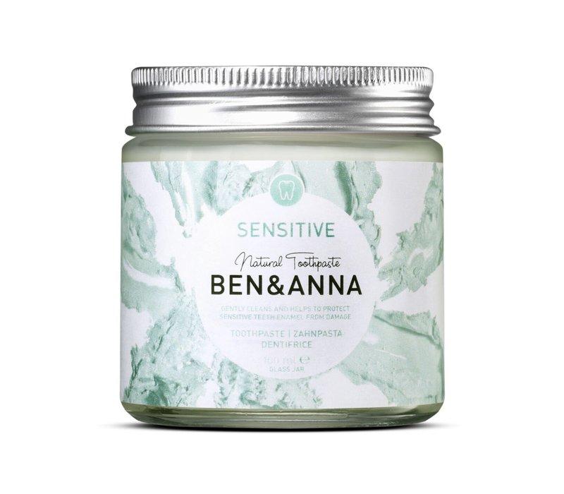 Ben & Anna - Sensitive Toothpaste - 100ml