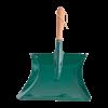 Redecker Redecker - Recogedor Metalico - 42cm - Verde