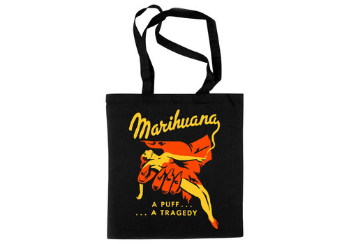 El Marquès El Marquès - Marihuana Hand - Totebag