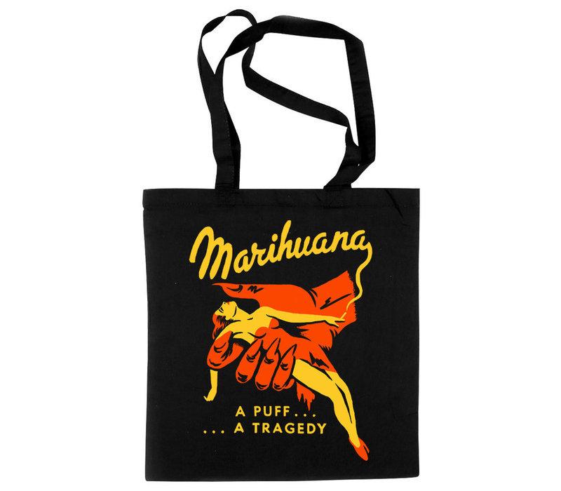 El Marquès - Marihuana Hand - Totebag
