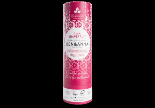 Ben & Anna - Desodorante - Pink Grapefruit - 60g