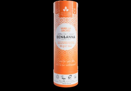 Ben&Anna Ben & Anna - Deodorant - Vanilla Orchid - 60g
