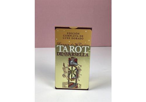 Le Mat Tarot de Marsella Dorado - Deck