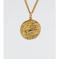 SAR - Decadrachma - Gold Necklace
