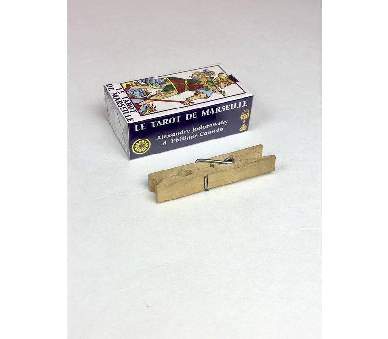 El Tarot de Marsella Renovado Mini