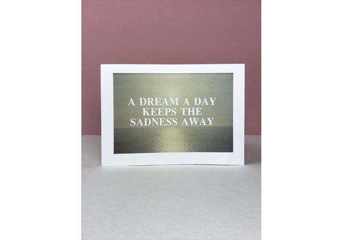 Marina Seijas Marina Seijas - A Dream a Day - A5 Print