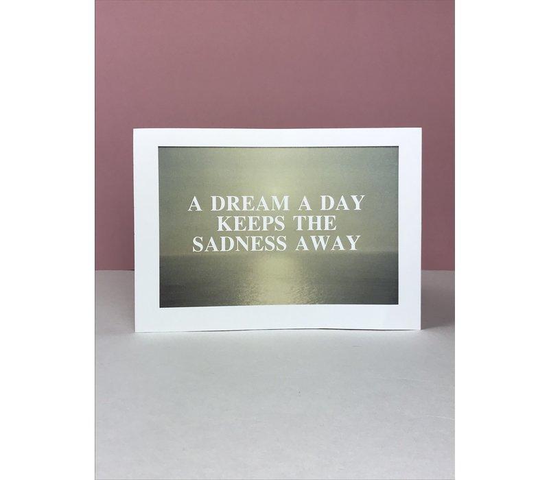Marina Seijas - A Dream a Day - A5 Print