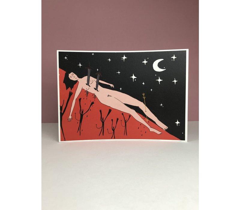 Marina Seijas - Dilema - A4 Print