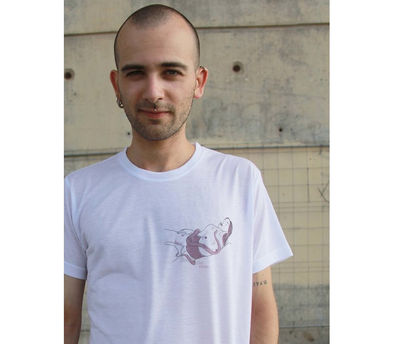 Anasa - Organic T-Shirt - Wild Woman