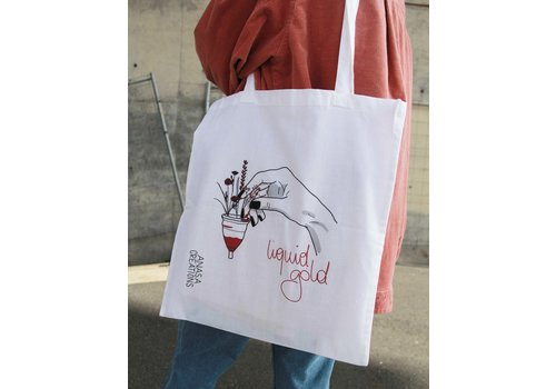 Anasa Anasa - Liquid Gold - Tote Bag