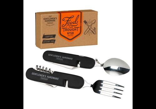Gentlemen's Hardware Gentlemen's Hardware - Camping Cutlery