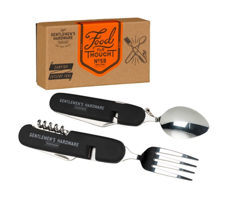 Gentlemen's Hardware - Camping Cutlery