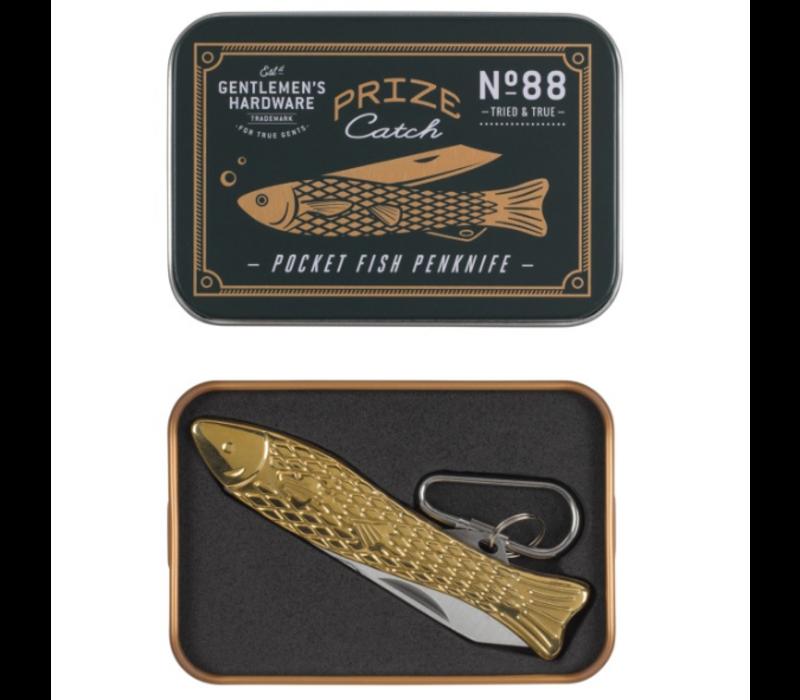 Gentlemen's Hardware - Fish Pen Knife