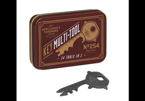 Gentlemen's Hardware Gentlemen's Hardware - Multi Tool Key
