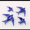 Casa Atlántica Casa Atlántica - Golondrina Cerámica Azul Cobalto XS