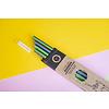 SUP - Stop Using Plastic SUP - Smoothie Straws 4pk - Rainbow