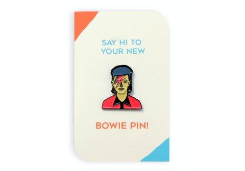 Judy Kaufmann Judy Kaufmann - David Bowie - Pin