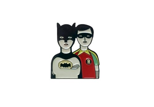 Judy Kaufmann Judy Kaufmann -  Batman pin