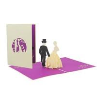 XiuXiu - Wedding Couple - Greeting Card
