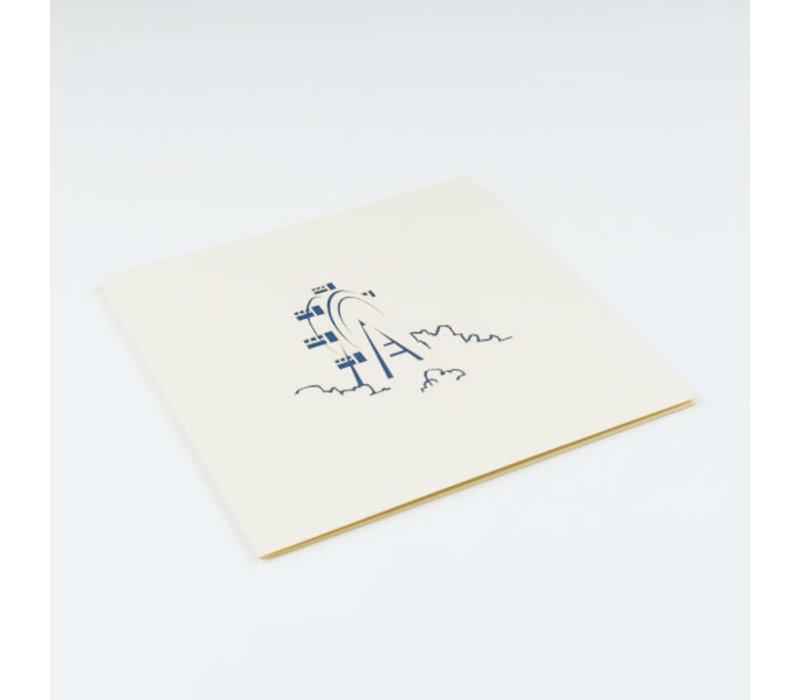 XiuXiu - Wheel of Fair - Greeting Card