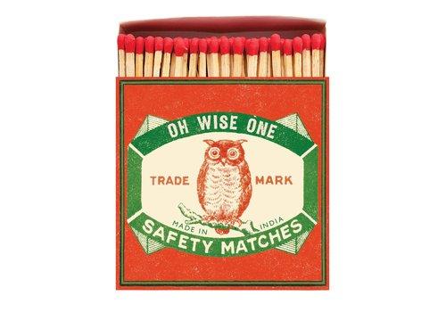 Archivist Gallery Archivist Gallery - Owl - Matches